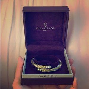 Charriol Geneve Two tone bracelet